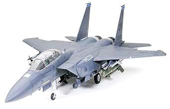 タミヤ 1/32 エアークラフトシリーズ No.12 アメリカ空軍 ボーイング F-15E ストライクイーグル バンカーバスター プラモデル 60312