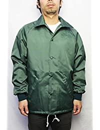 American Spirit Wear (アメリカンスピリットウェア) / #361 NYLON COACHES JACKET ( Green )