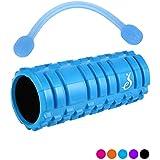 [eS](エス) フォームローラー のびーるストレッチ付 5色 高品質 身体メンテナンス Foam Roller