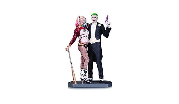 """DC Comics Multi-Univers Suicide Squad 12/"""" Action Figure Set Harley JOKER Deadshot"""