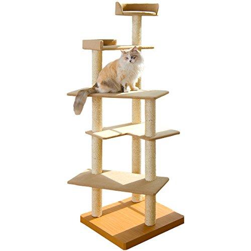 オリジナル猫タワー、国産品