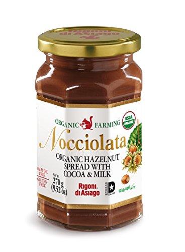 リゴーニディアシアーゴ ヘーゼルナッツチョコレートスプレッド 270g