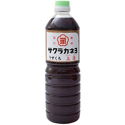 吉村醸造サクラカネヨ 上淡 500ml