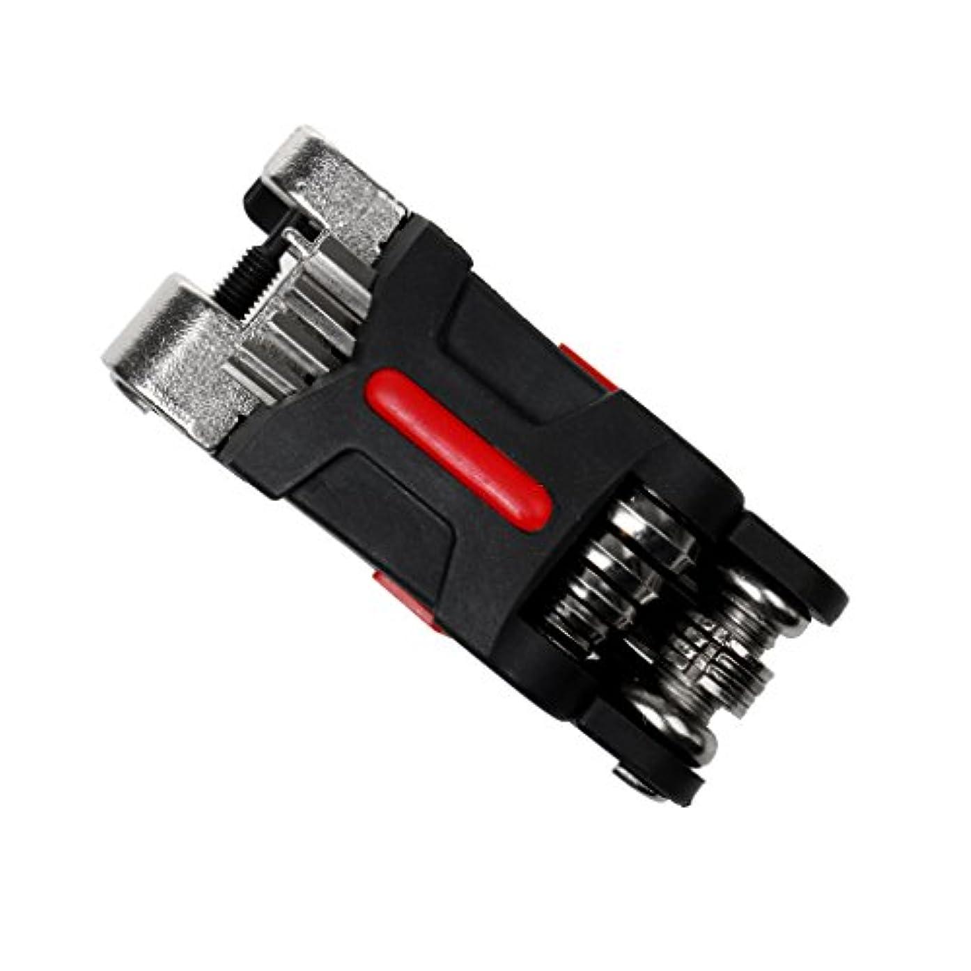 信号味付けヒゲポータブル 16 イン 1 多機能 マウンテンバイク 自転車 サイクリング 修理 ツール キット
