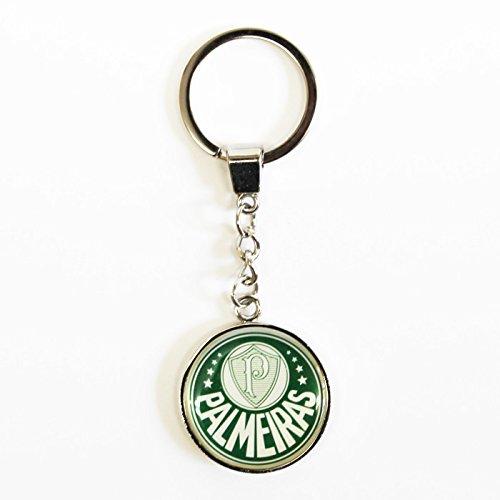 [해외]Palmeiras 빠루메이라스 공식 메탈 열쇠 고리 (엠블럼)/Palmeiras Parmeiras Official Metal Key Holder (Emblem)