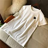 (コム デ ギャルソン) Comme des Garcons Play メンズ トップス Tシャツ 半袖 キッズ カットソー レディース 男女兼用 ペア揃い 親子揃い [並行輸入品]