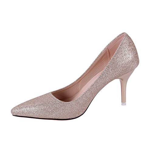 0f8a095f7d8de  Be・Be・Lu CLOSET   ベベルクローゼット  パンプス レディース 結婚式 パーティー ピンヒール ハイヒール 8cm ヒール 靴 二次会  上品 フレンチヒール ポイ.
