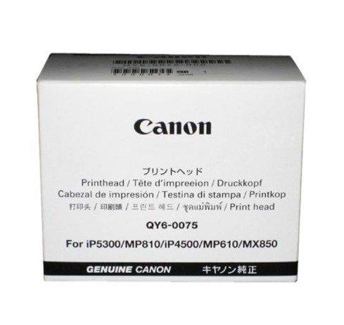 Canon (B-4/6)  純正 プリントヘッド QY6-0075 並行輸入品(日本製 Made in Japan)