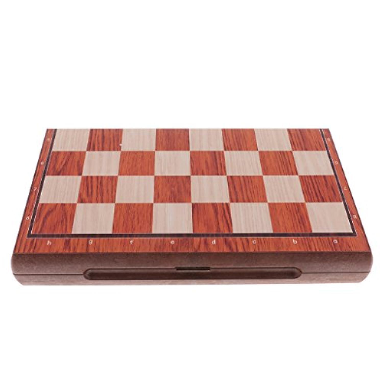 Baosity マグネット 折りたたみ チェス盤 チェスボード ボードゲーム 子供 ギフト