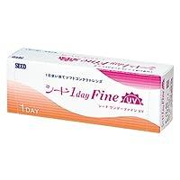 ワンデーファイン UV 【BC】8.7【PWR】-0.25 30枚入