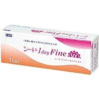 ワンデーファイン UV 【BC】8.7【PWR】-9.50 30枚入