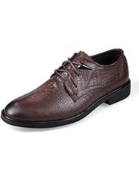 ONE MAX ビジネスシューズ メンズ 牛革 大きいサイズ 革靴 高級靴 レースアップ ドレスシューズ フォーマル おしゃれ (23.5~28.5cm)