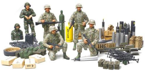 スケール限定シリーズ 1/35 アメリカ現用歩兵・アクセサリーパーツセット