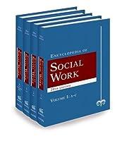 The Encyclopedia of Social Work, 4 Volume Set
