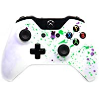 Alien Blood Splatter Xbox One Modded Controller Glow in the Dark 40 Mods for COD BO2, BO3, Advanced Warfare, Destiny, Ghosts Quickscope, Jitter, Drop Shot, Auto Aim, Jump Shot, Auto Sprint, Fast Reload, Much More by Unknown [並行輸入品]