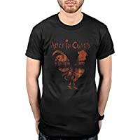 RHDFHK Official Alice in Chains Rooster Dirt T-Shirt