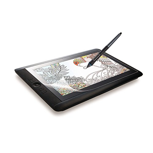 Elecom Wacom pen tablet Cintiq 13 HD/HD Touch/Cintiq Companion2 Film paper-like anti-reflective 13.3 inch 【made in Japan】 TB-WC13FLAPL