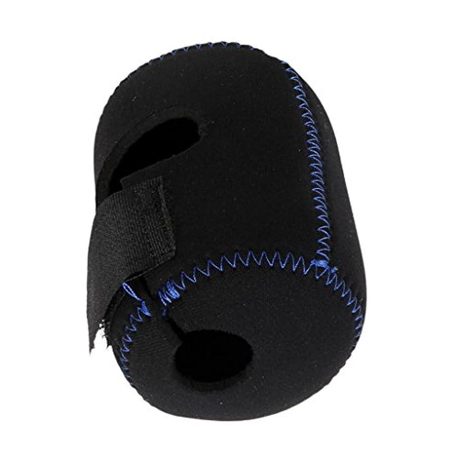 バー事前に慣れているKOZEEYネオプレン スピニング 保護 フライ フィッシング リール ポーチ カバー ホイール 収納袋