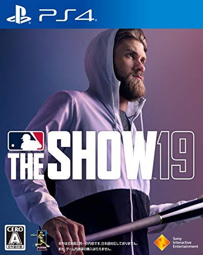 【PS4】MLB The Show 19(英語版)【早期購入特典】Stubs 5,000/  『MLB The Show 18』用 ブライス・ハーパーMVPフラッシュバックカードが ダウンロードできるプロダクトコードチラシ(封入)