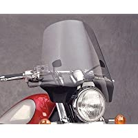 National Cycle Light Tint Street Shield EX for 7/8 in. Handlebars - One Size [並行輸入品]