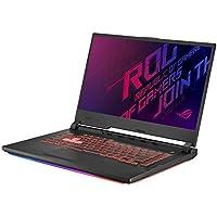ASUS ゲーミングノートパソコン ROG Strix G (Core i7-9750H/16GB・SSD 512GB/15.6インチ/ブラック/GTX 1650)【日本正規代理店品】【あんしん保証】G531GT-I7G1650