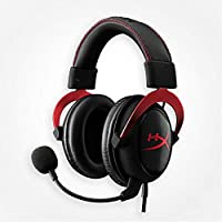 HyperX Cloud II Gaming Headset for PC & PS4 - Red (KHX-HSCP-RD) [並行輸入品]