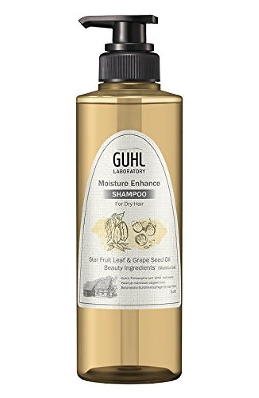 パンチ森ヘアグール ラボラトリー ノンシリコンシャンプー (乾燥しやすい髪に) 植物美容 ヘアケア [ノンシリコン 処方] モイスチャーエンハンス 430ml