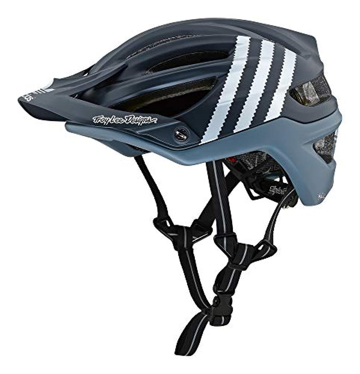 ペルメル高さ過剰Troy Lee ヘルメット 限定版 自転車用 A2 Mips 2019年 モデル Addidas Team [並行輸入品]
