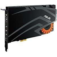 ASUS STRIX SOAR 7.1 PCIe gaming sound card with an audiophile-grade DAC and 116dB SNR [並行輸入品]