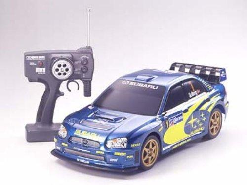 QD インプレッサWRC2004
