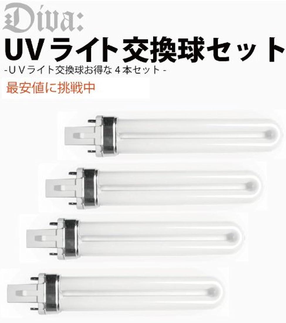 くしゃくしゃベーシック予防接種UVライト36W 交換ライト ランプ 4本セット