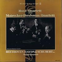String Quartet No.4, Etc.: Rose Quartett
