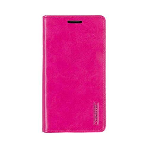 Galaxy S4 Mercury Fullmoon Flip マーキュリー フルムーン フリップ スマホ 手帳型 ダイアリー ケース カバー ホットピンク Hotpink ギャラクシー S4