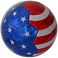 American Flag Print No。5サッカーボール