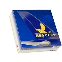 1:400 Jet-X 400 コレクション 461 エアバス A300 ダイキャスト モデル MNG カーゴ TC-MNG【並行輸入品】