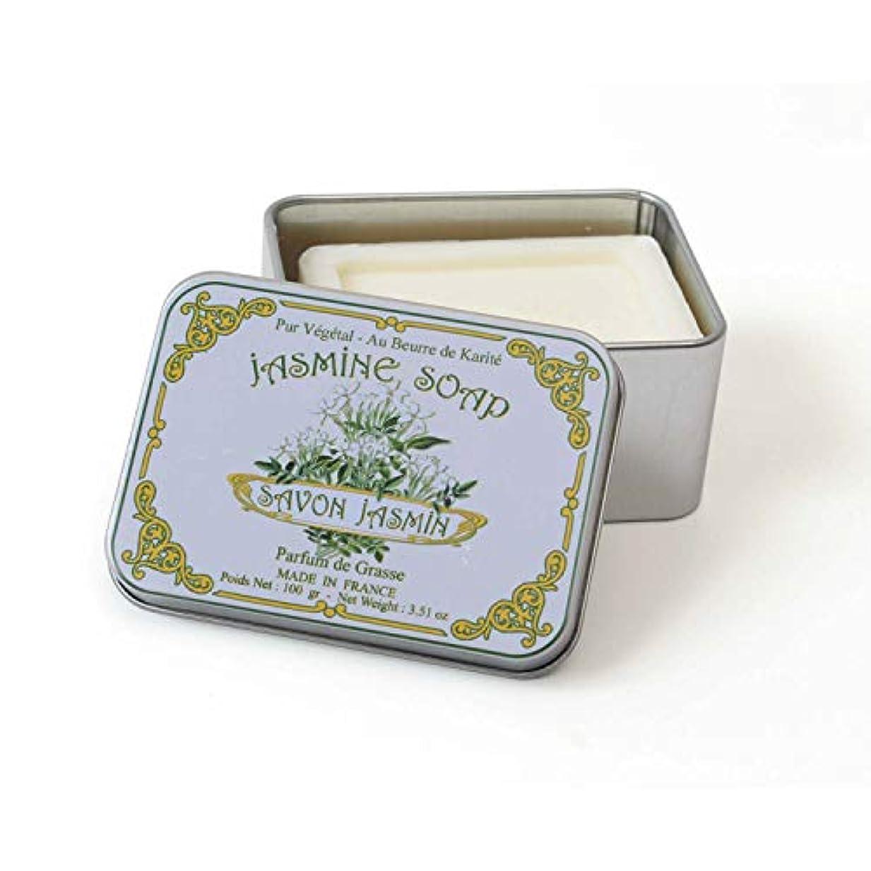 篭ラオス人会計士Le Blanc ルブランソープ ジャ スミンの香り