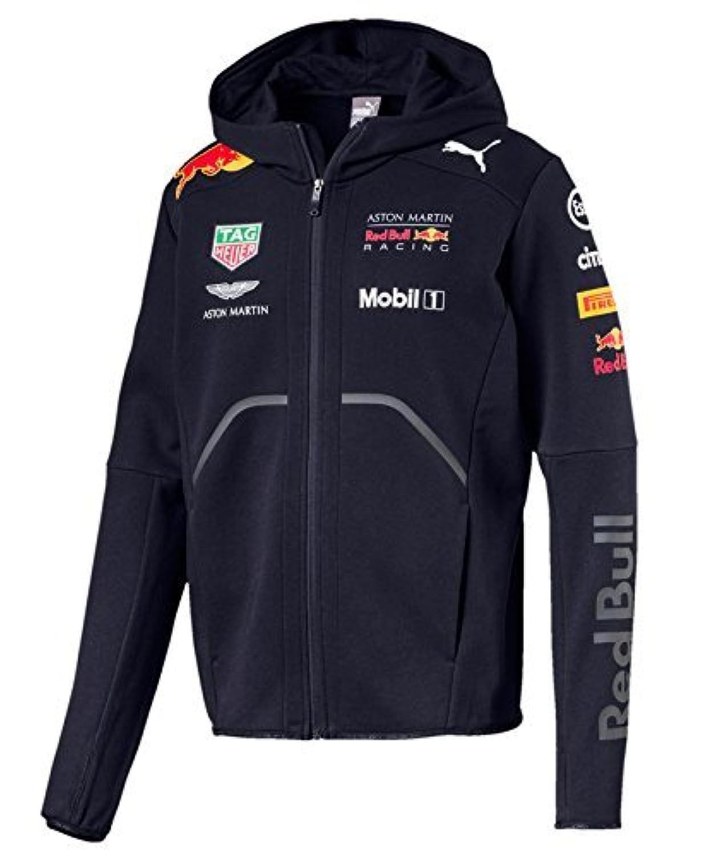 【 Red Bull 】 RBR レッドブル F1 Racing Team オフィシャル レプリカ フーディー 2018