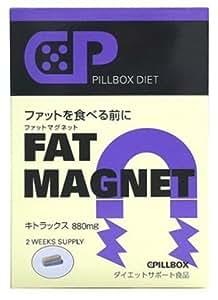 ピルボックスダイエット ファットマグネット 14包