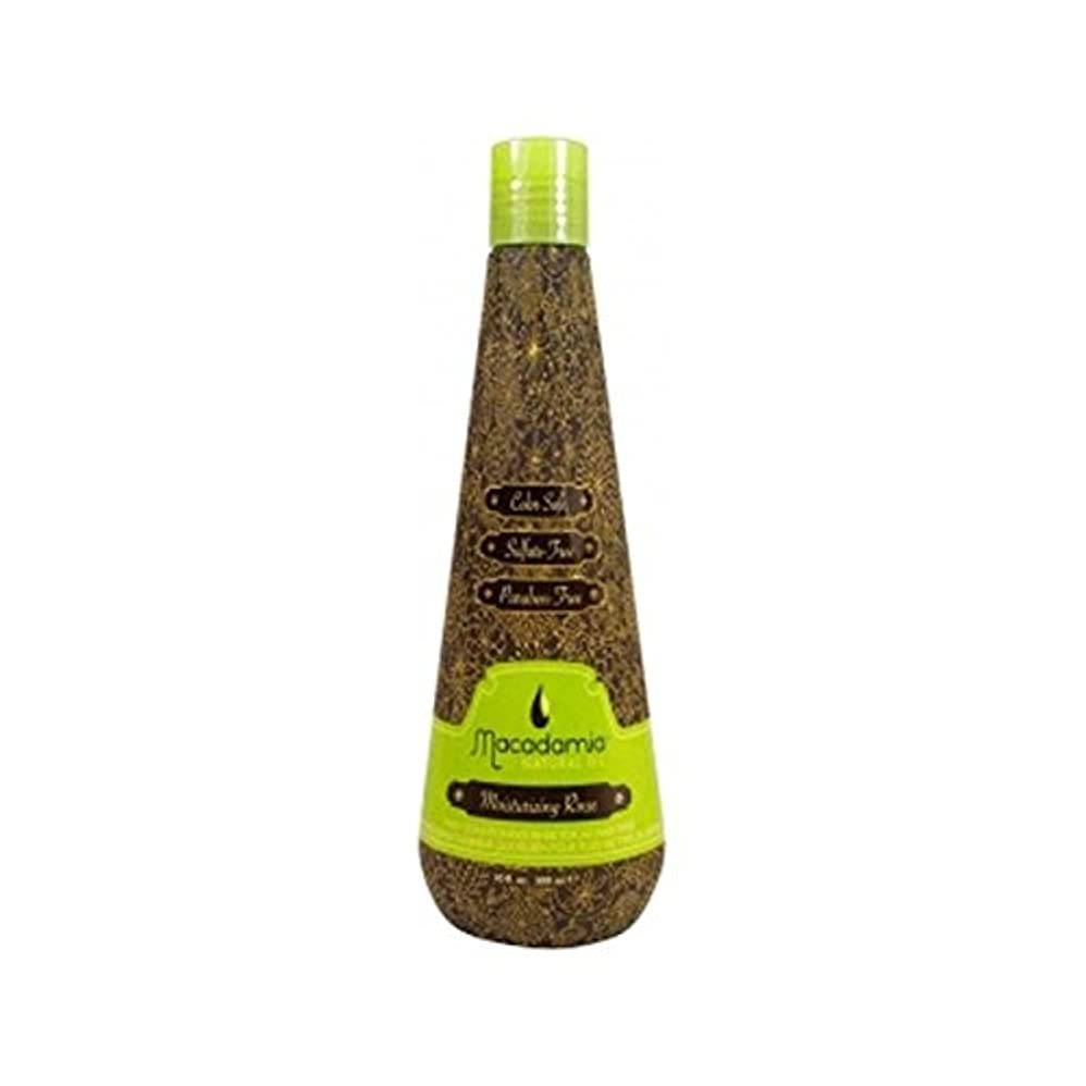 マカダミア保湿リンス(300ミリリットル) x2 - Macadamia Moisturising Rinse (300ml) (Pack of 2) [並行輸入品]