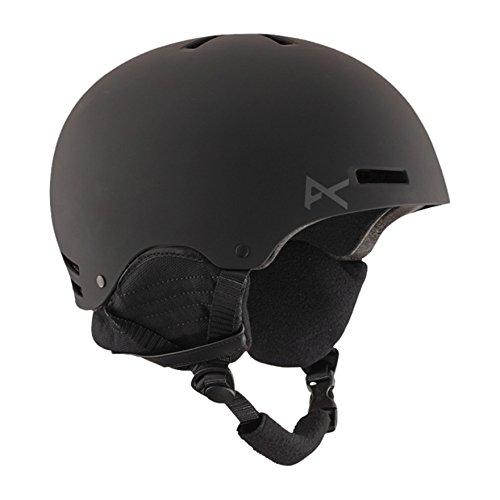 Anon(アノン) ヘルメット スキー スノーボード メンズ RAIDER 2018-19年モデル Lサイズ BLACK 13276100001