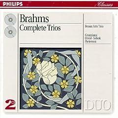 ボザール・トリオ ブラームス ピアノ三重奏曲集 の商品写真
