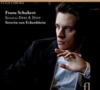 Two Piano Sonatas by FRANZ SCHUBERT (2010-04-13)