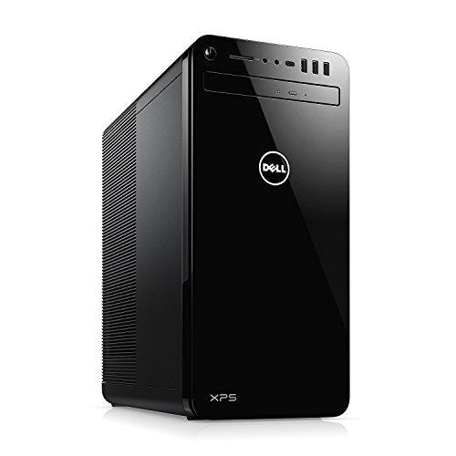 Dell デスクトップパソコン XPSタワー Core i7 スタンダードモデル 18Q45/Windows10/8GB/16GB Optane memory+1TB HDD/GT1030