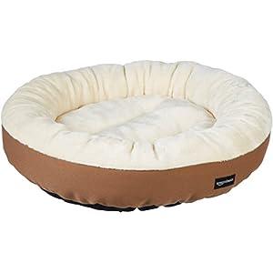 Amazonベーシック 丸形ペット用ベッド