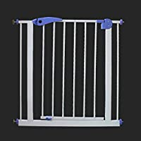 HUO ペット隔離ゲート\子供の安全扉\赤ちゃん階段フェンス\ペットフェンス 省スペース (サイズ さいず : A+20CM)