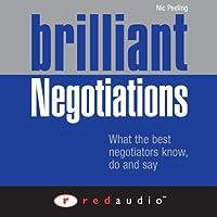 Brilliant Negotiations Audio CD