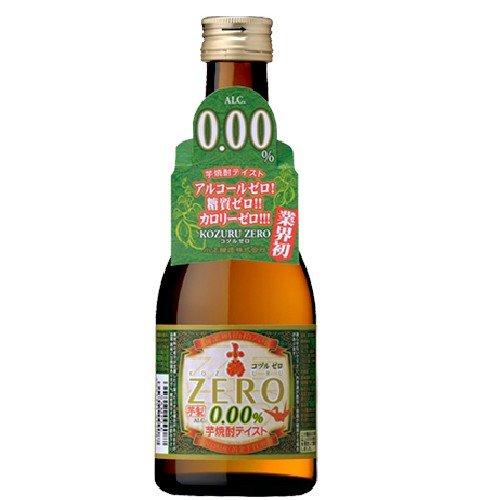 小鶴ゼロ ノンアルコール芋焼酎テイスト [ ノンアルコール 300ml×12本 ]