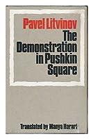 Demonstration in Pushkin Square