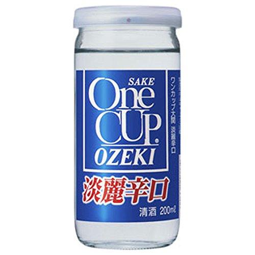 ワンカップ 淡麗辛口 瓶詰 200ml