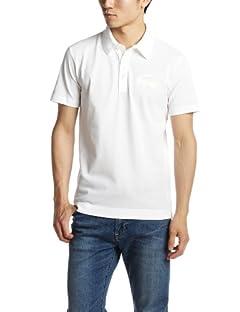 Ice Cotton Big Logo Polo 112-12-0685: White